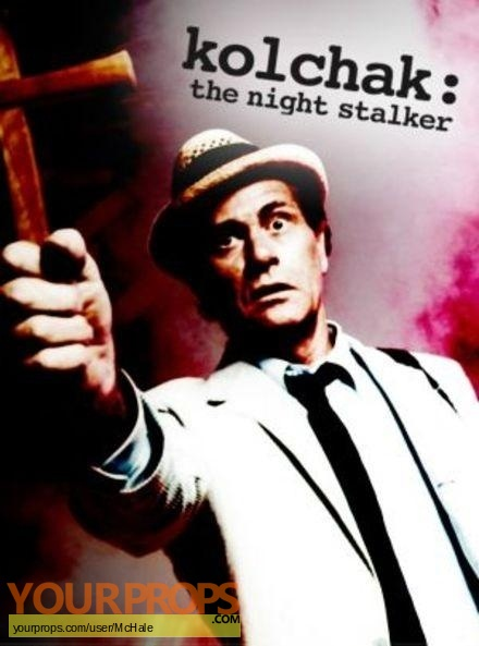 Kolchak  The Night Stalker replica movie prop