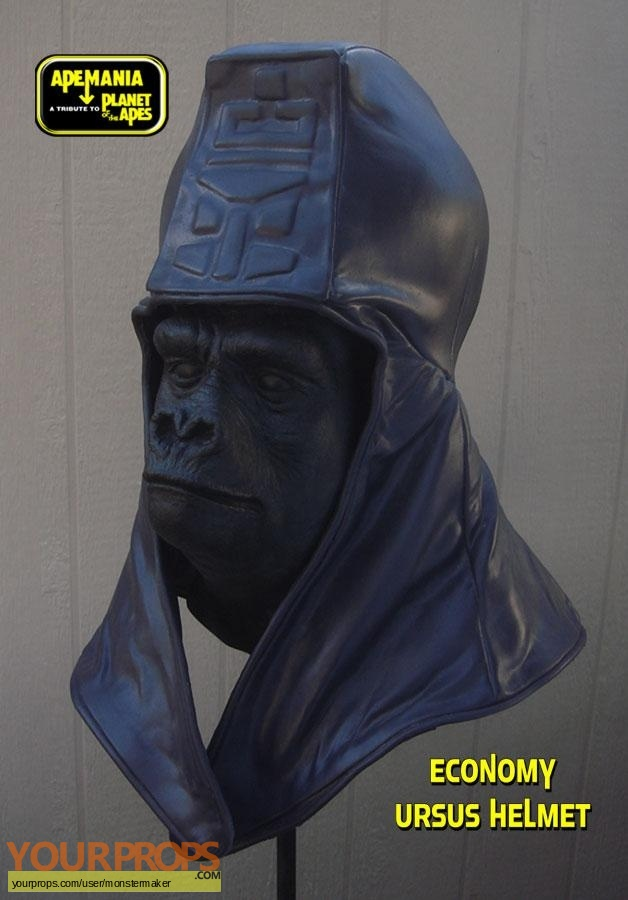 Beneath the Planet of the Apes made from scratch movie costume