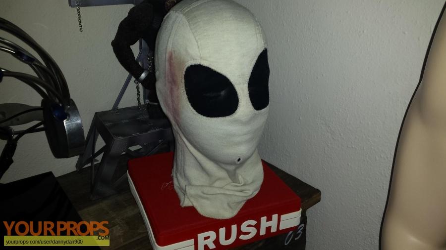 Rush original movie costume