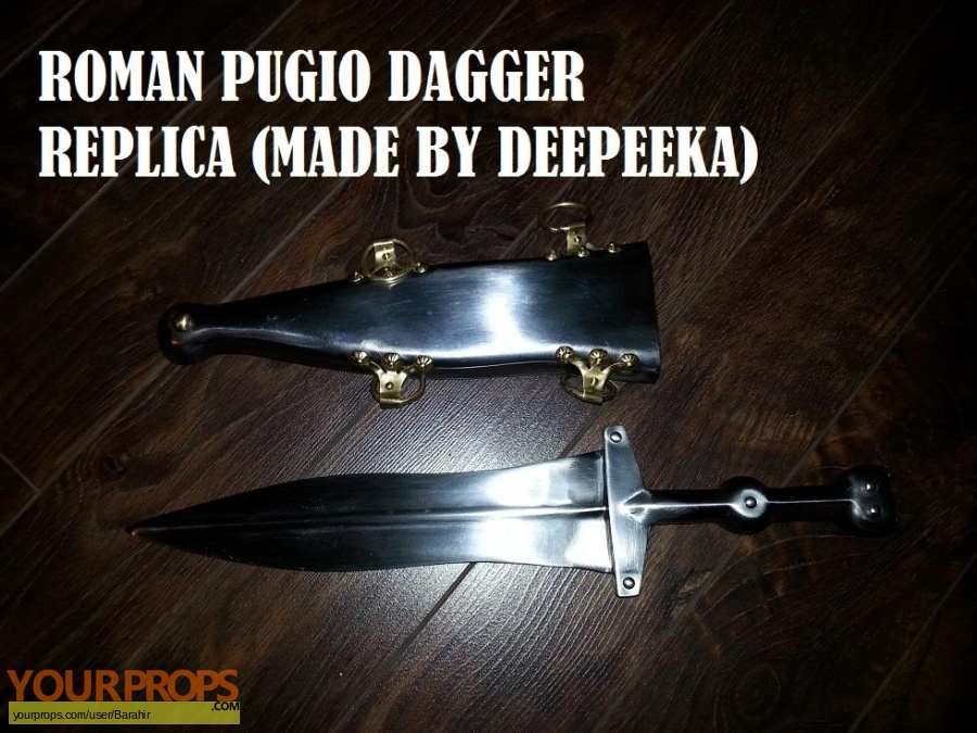 Spartacus  War of the Damned replica movie prop weapon