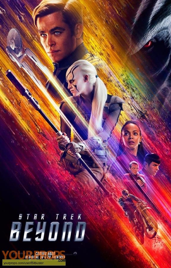 Star Trek Beyond original movie prop