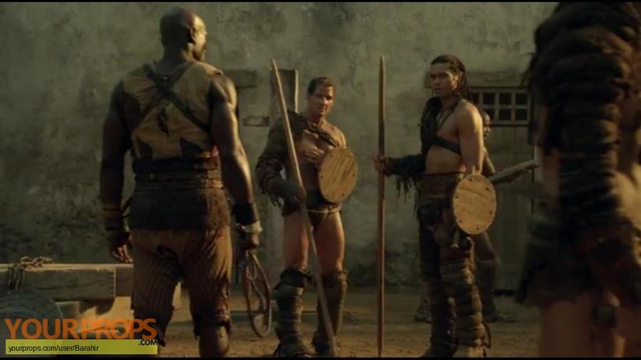 Spartacus  Gods of the Arena original movie prop