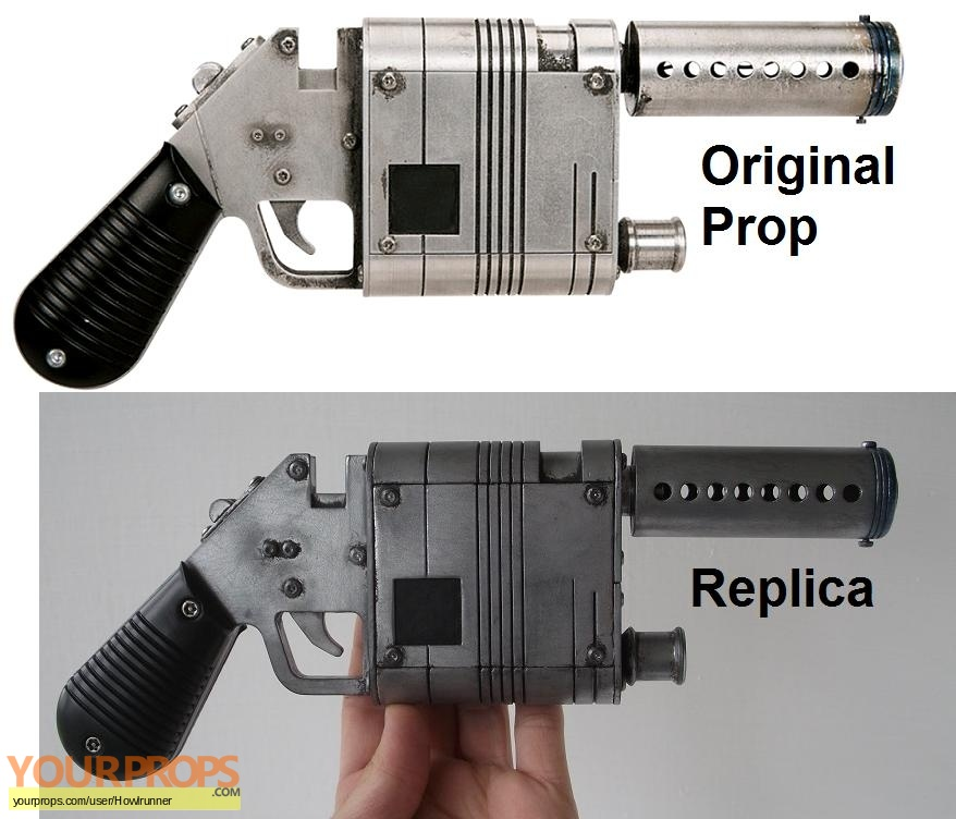 Star Wars  The Force Awakens replica movie prop weapon