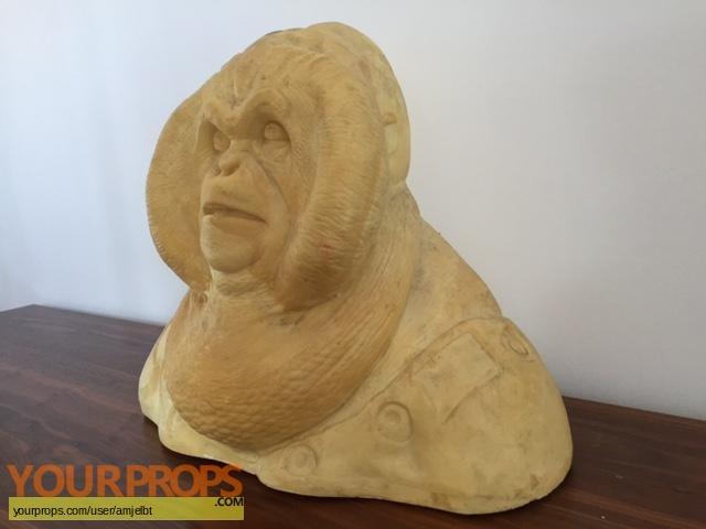 Planet of the Apes original make-up   prosthetics