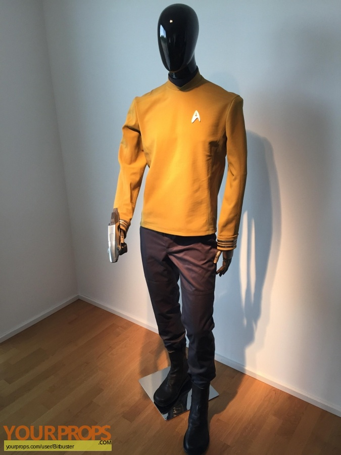 Star Trek Beyond original movie costume