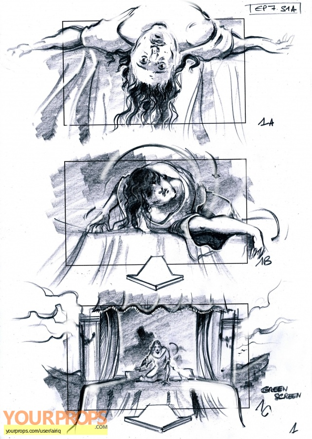 Versailles original production material