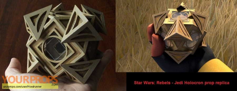Star Wars  Rebels replica movie prop