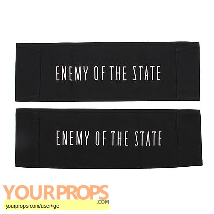 Enemy of the State original production material