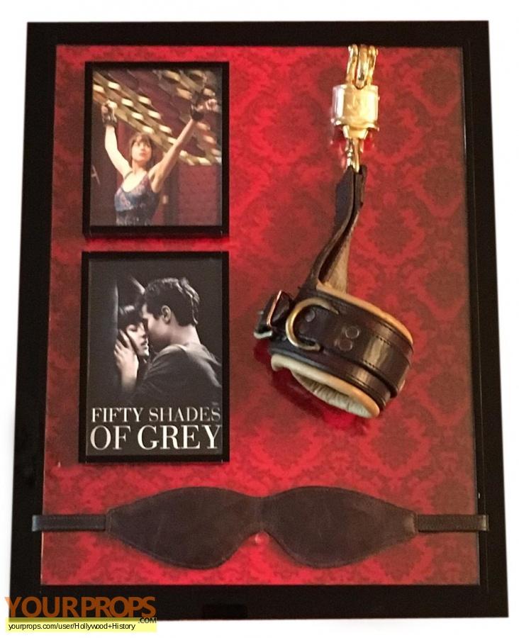 Fifty Shades of Grey original movie prop
