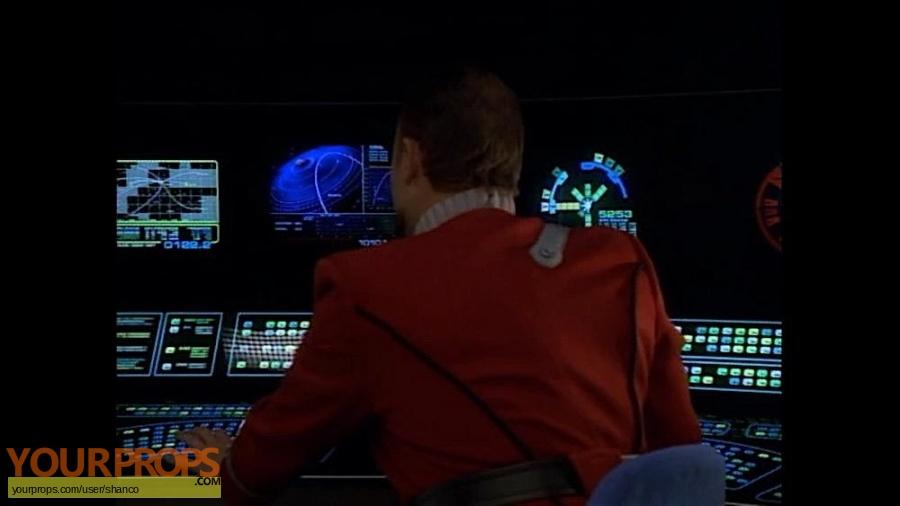 Star Trek  Voyager original set dressing   pieces