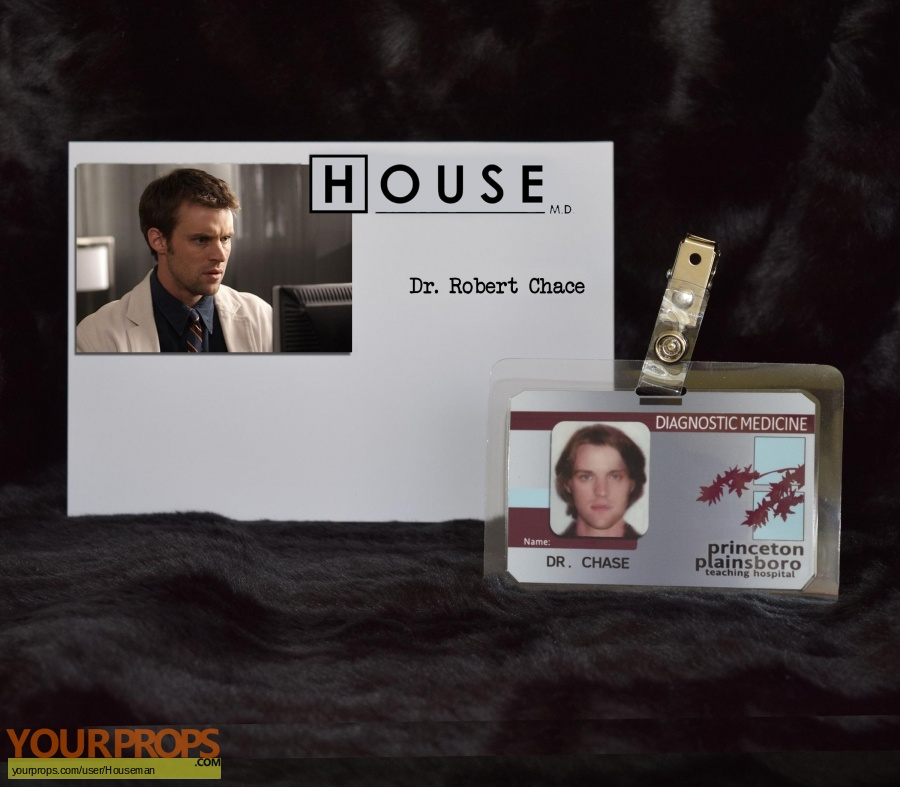 House M D  replica movie prop