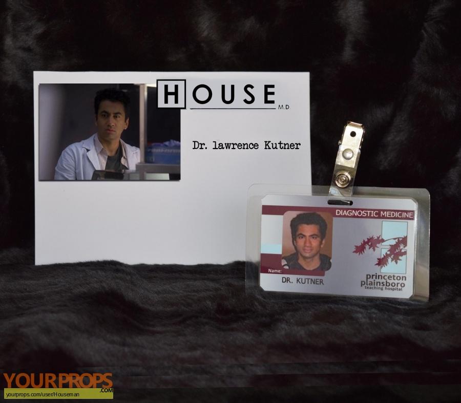 House M D  replica movie prop