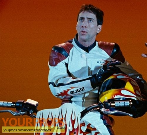 Ghost Rider original movie costume