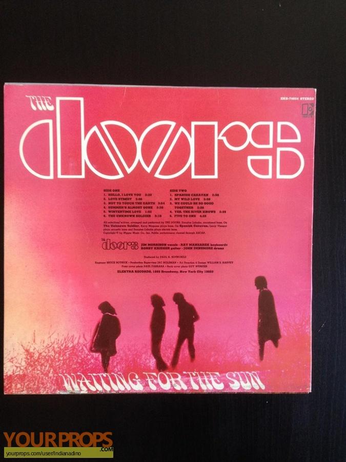 The Doors original movie prop