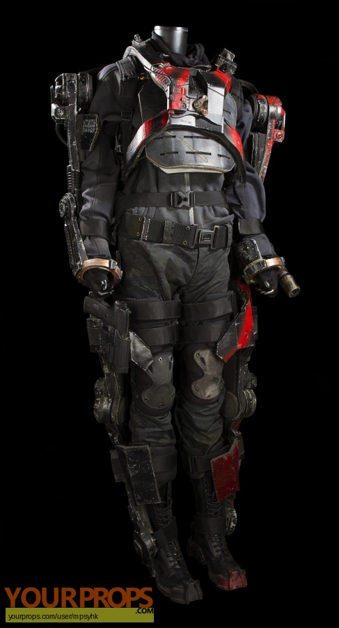 Edge Of Tomorrow original movie costume