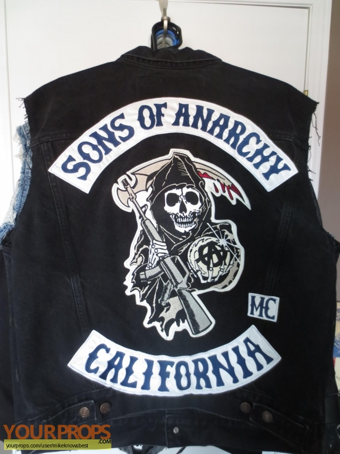 Sons of Anarchy original movie costume