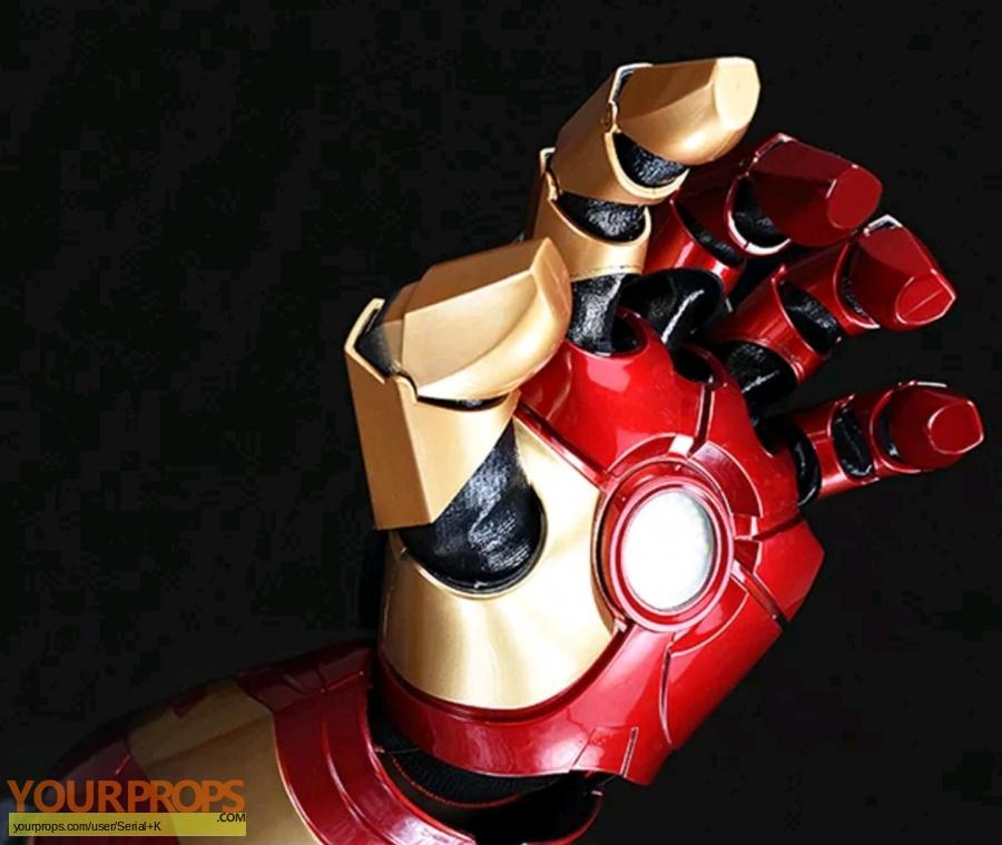The Avengers replica movie prop