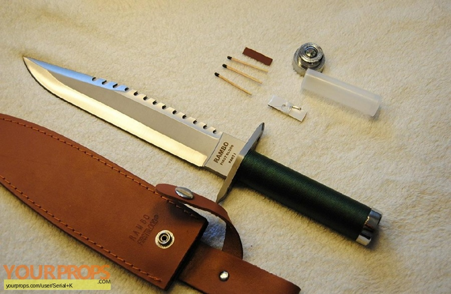 Rambo  First Blood United Cutlery movie prop weapon