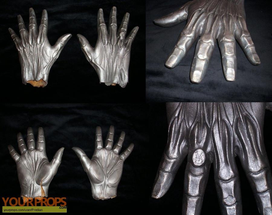 Fantastic Four original make-up   prosthetics