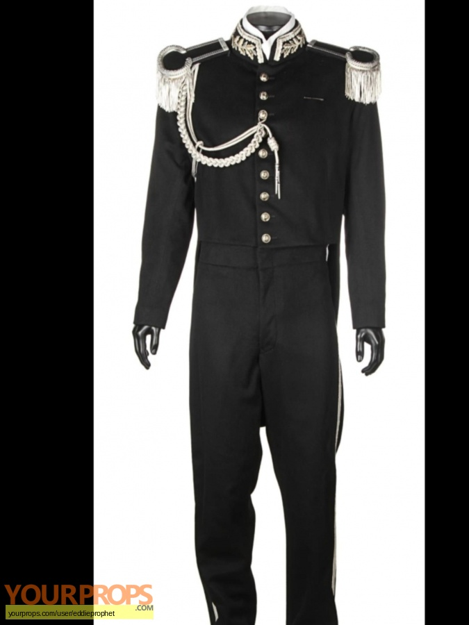 Les Miserables Javert's Finale Costume original movie costume