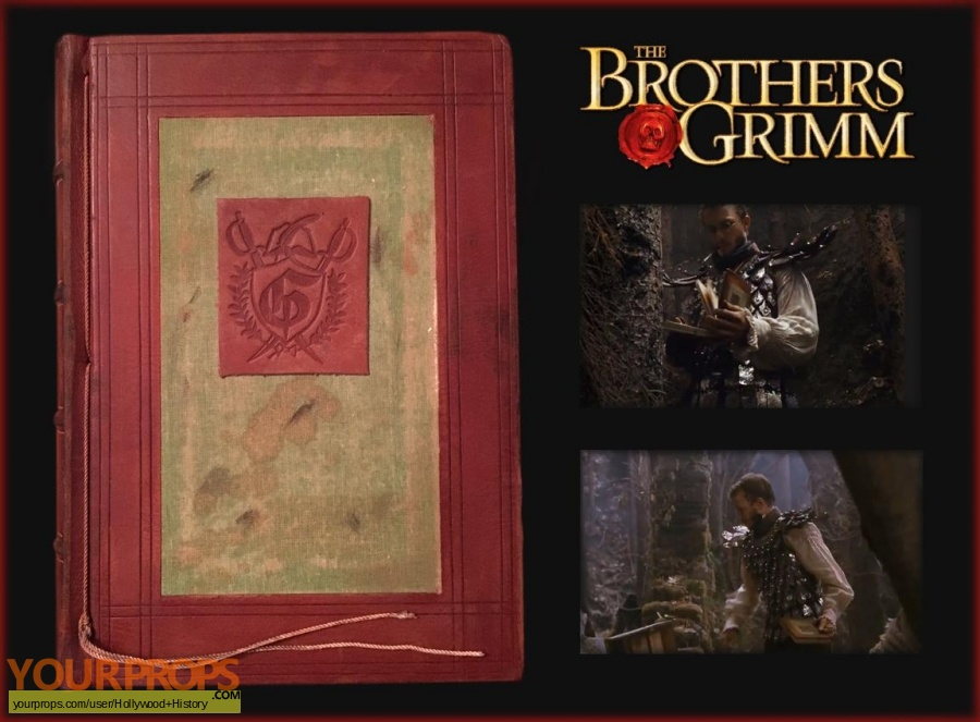 The Brothers Grimm original movie prop