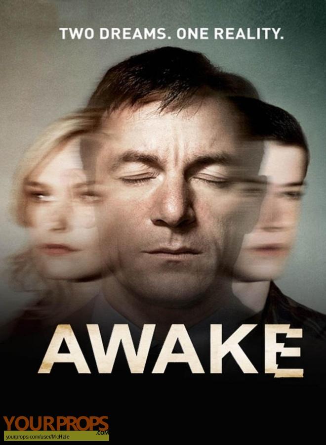 Awake replica movie prop