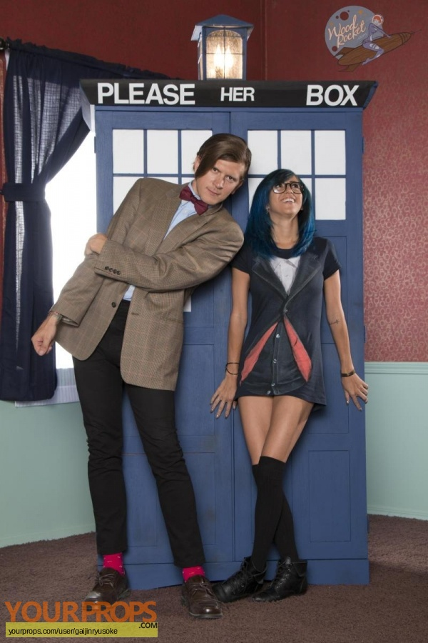 The Doctor Whore Porn Parody original movie costume