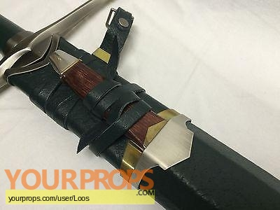 Lord of the Rings Trilogy United Cutlery movie prop weapon