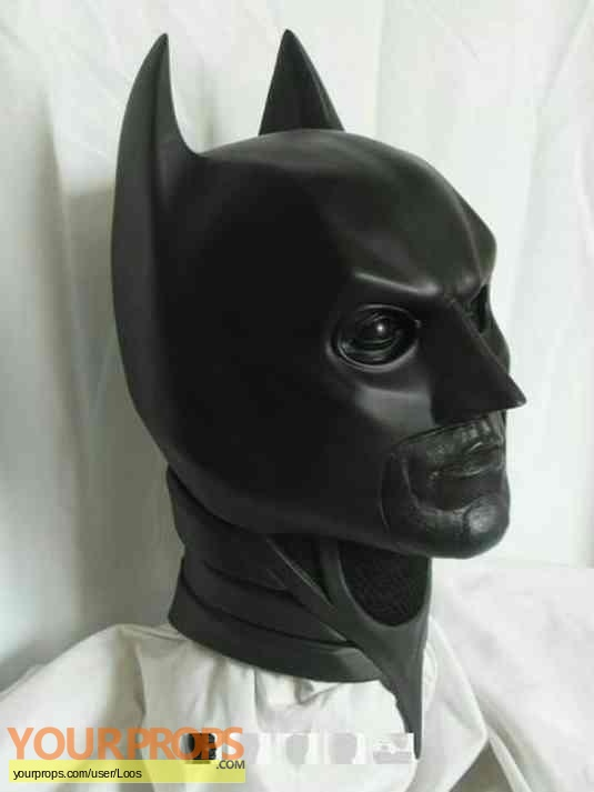 The Dark Knight replica movie costume