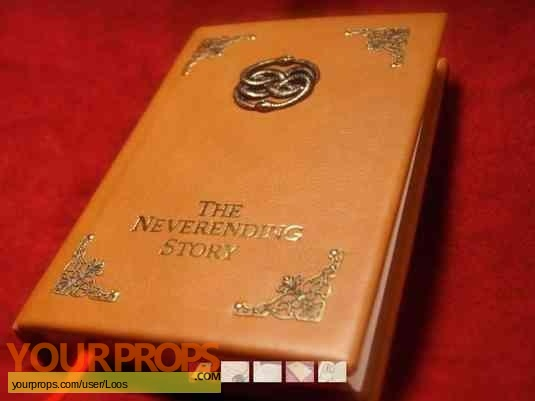 The NeverEnding Story replica movie prop