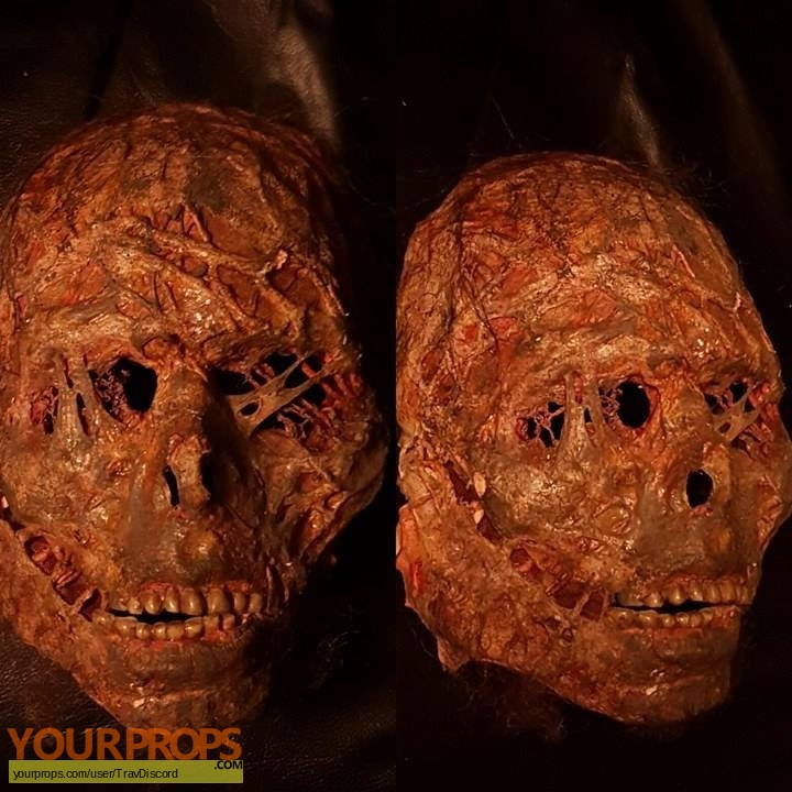 The Last Witch Hunter original make-up   prosthetics