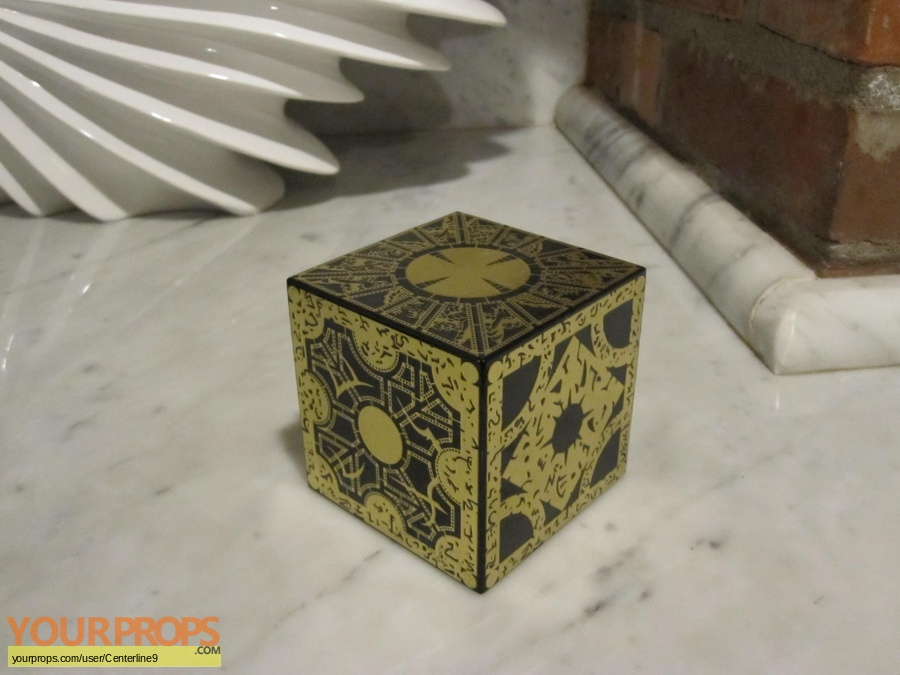 Hellraiser movies replica movie prop