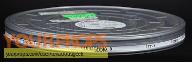 Tenacious D in the Pick of Destiny original film-crew items