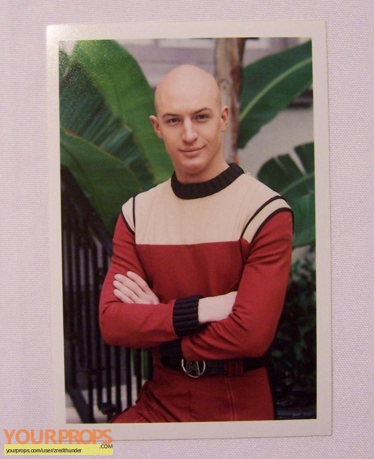 Star Trek  Nemesis original set dressing   pieces