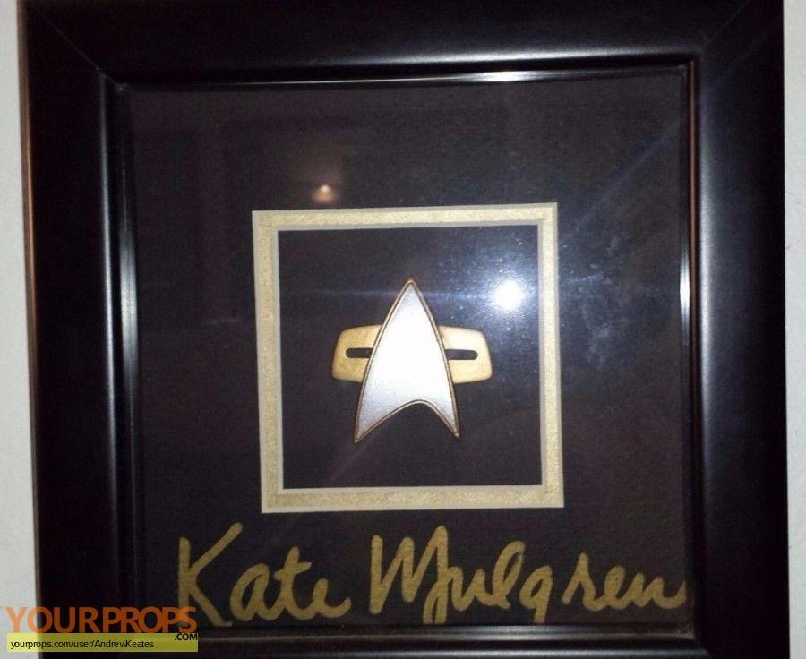 Star Trek the Experience  The Klingon Encounter original movie prop