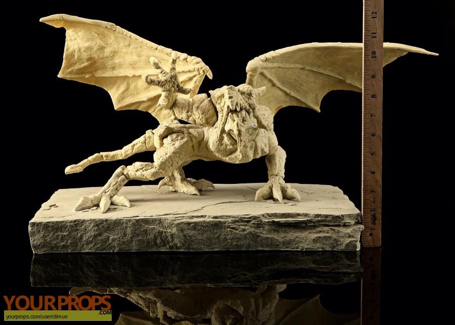 Gargoyles (unproduced) original production material