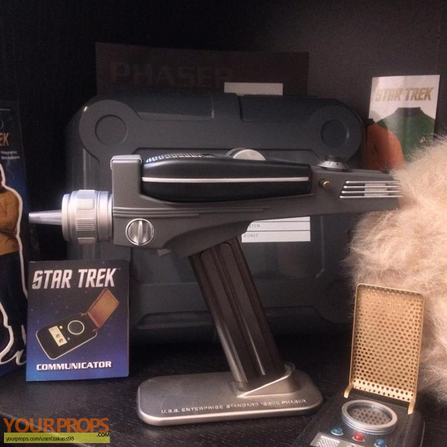 Star Trek  The Original Series replica movie prop