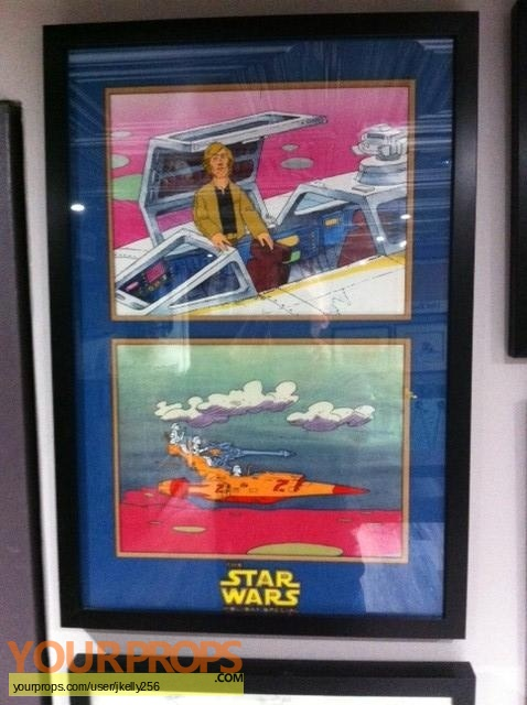 The Star Wars Holiday Special original production material