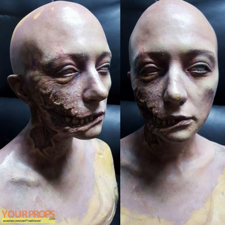 Land of the Dead original make-up   prosthetics