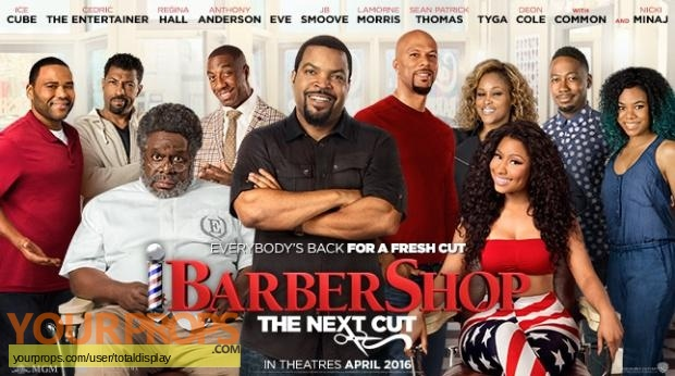Barbershop  The Next Cut original movie costume