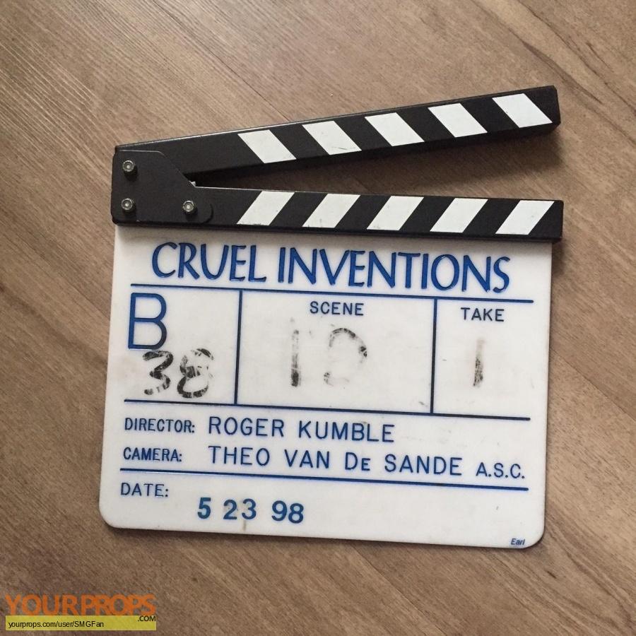 Cruel Intentions original production material