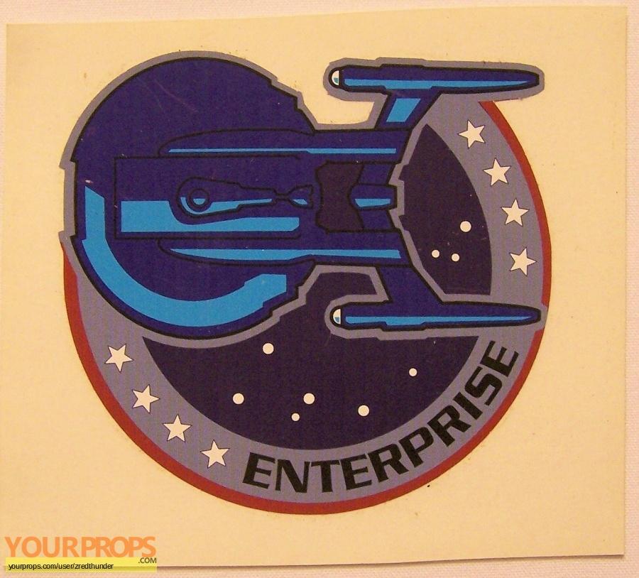 Star Trek  Enterprise original set dressing   pieces