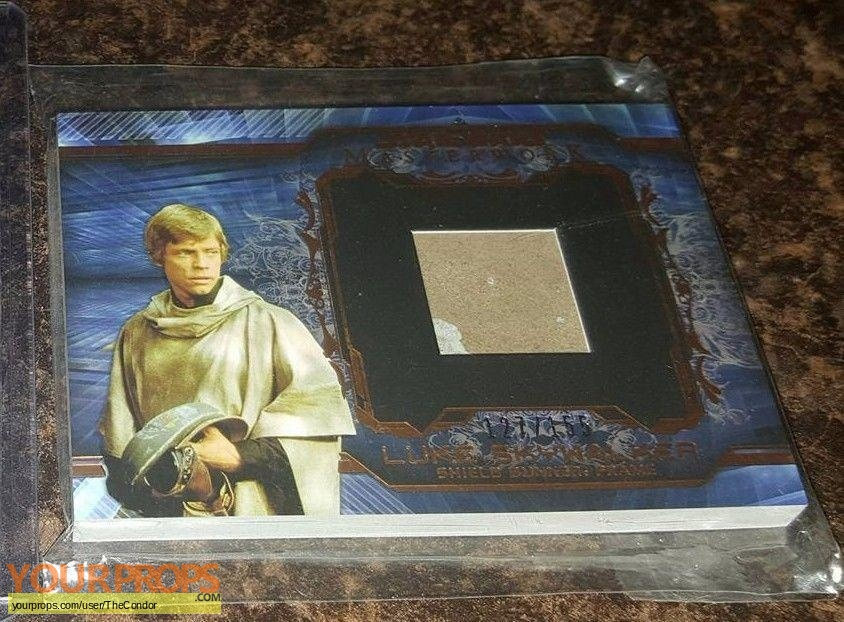 Star Wars  Return Of The Jedi swatch   fragment movie costume