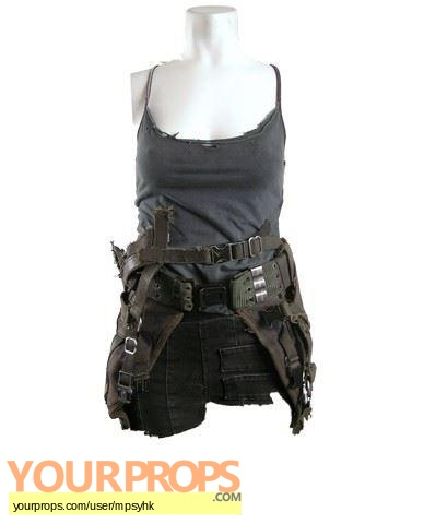 Resident Evil  The Final Chapter original movie costume