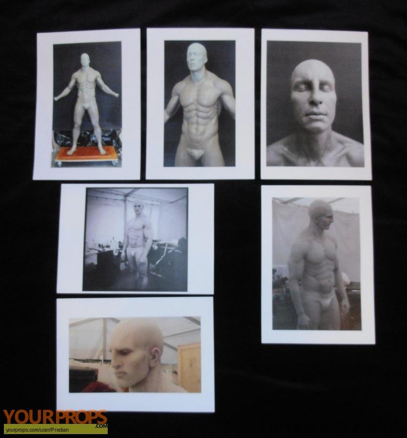 Prometheus original production artwork