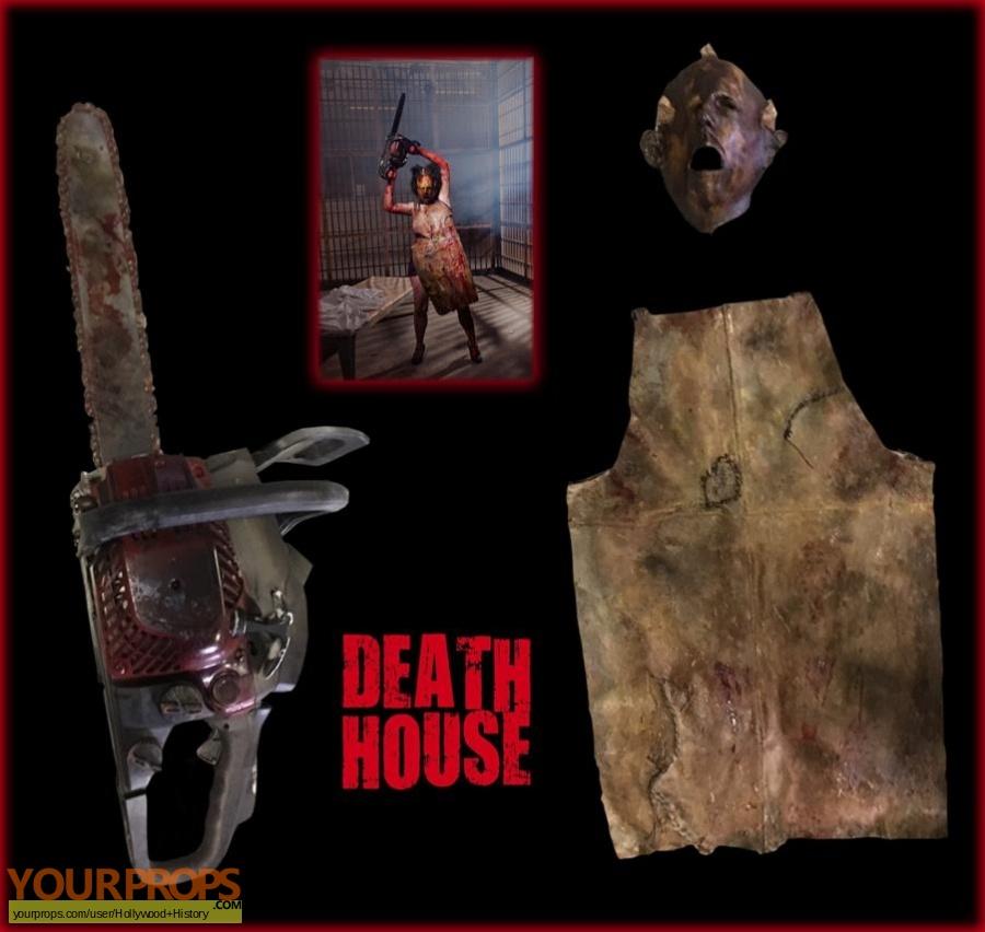 Death House original movie costume