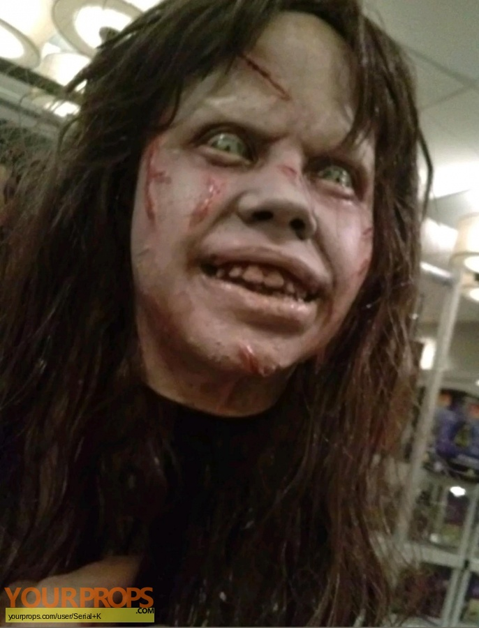 The Exorcist replica movie prop
