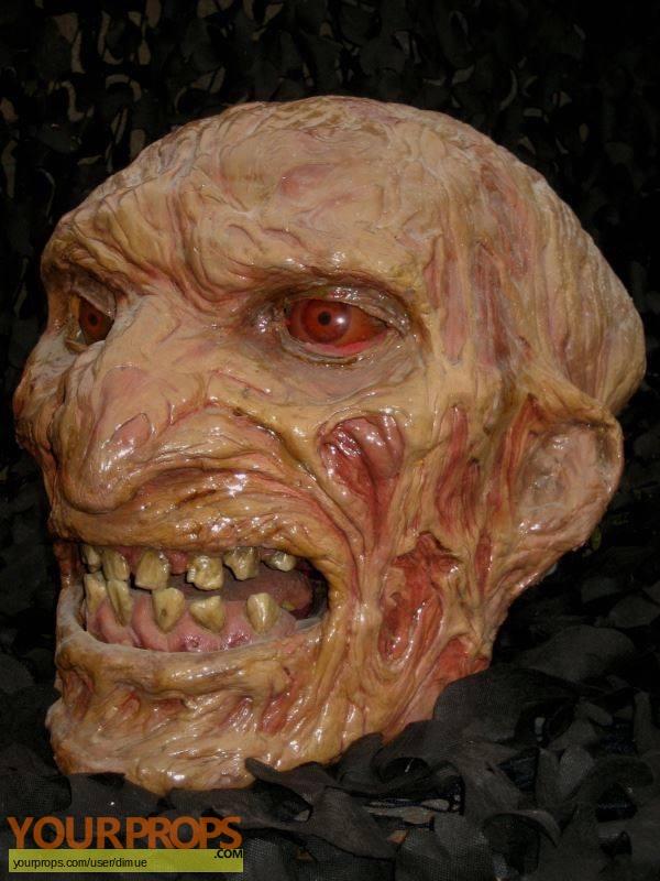 A Nightmare On Elm Street 3  The Dream Warriors original movie prop