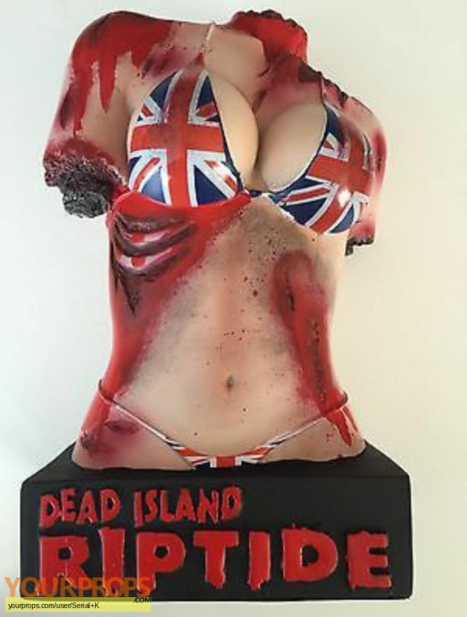 Dead Island Riptide (video game) replica model   miniature
