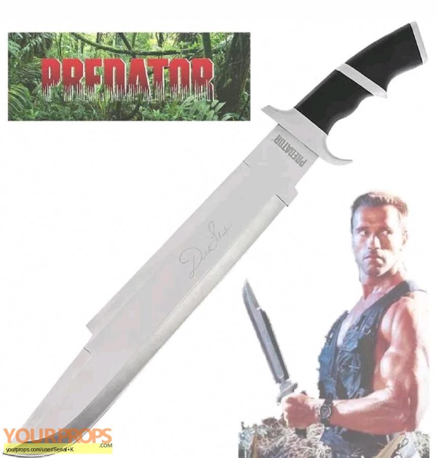 Predator United Cutlery movie prop weapon